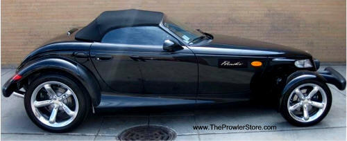 chrysler plymouth prowler emblems badges and accessories parts exterior appearance. Black Bedroom Furniture Sets. Home Design Ideas