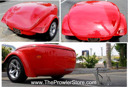 Chrysler prowler trailer for sale