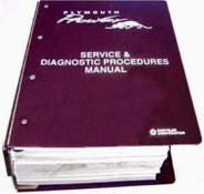 Prowler factory Service Manuals 97-02
