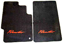 Factory original Floor Mats and more...