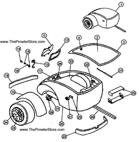 2001 Bmw 530i Fuse Diagram